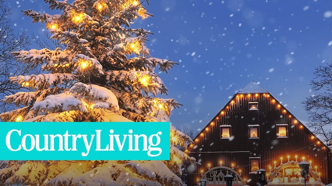 americas 7 best small towns for christmas country living