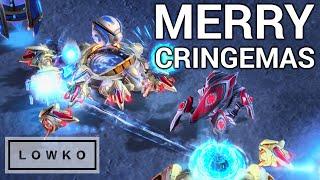 StarCraft 2: MERRY CRINGEMAS!