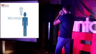 A Hivemind | Amr Sokkar | TEDxTanta