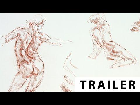 Figure Drawing With Glenn Vilppu | Part 6: Direct Light - TRAILER (Ultra HD 4K)