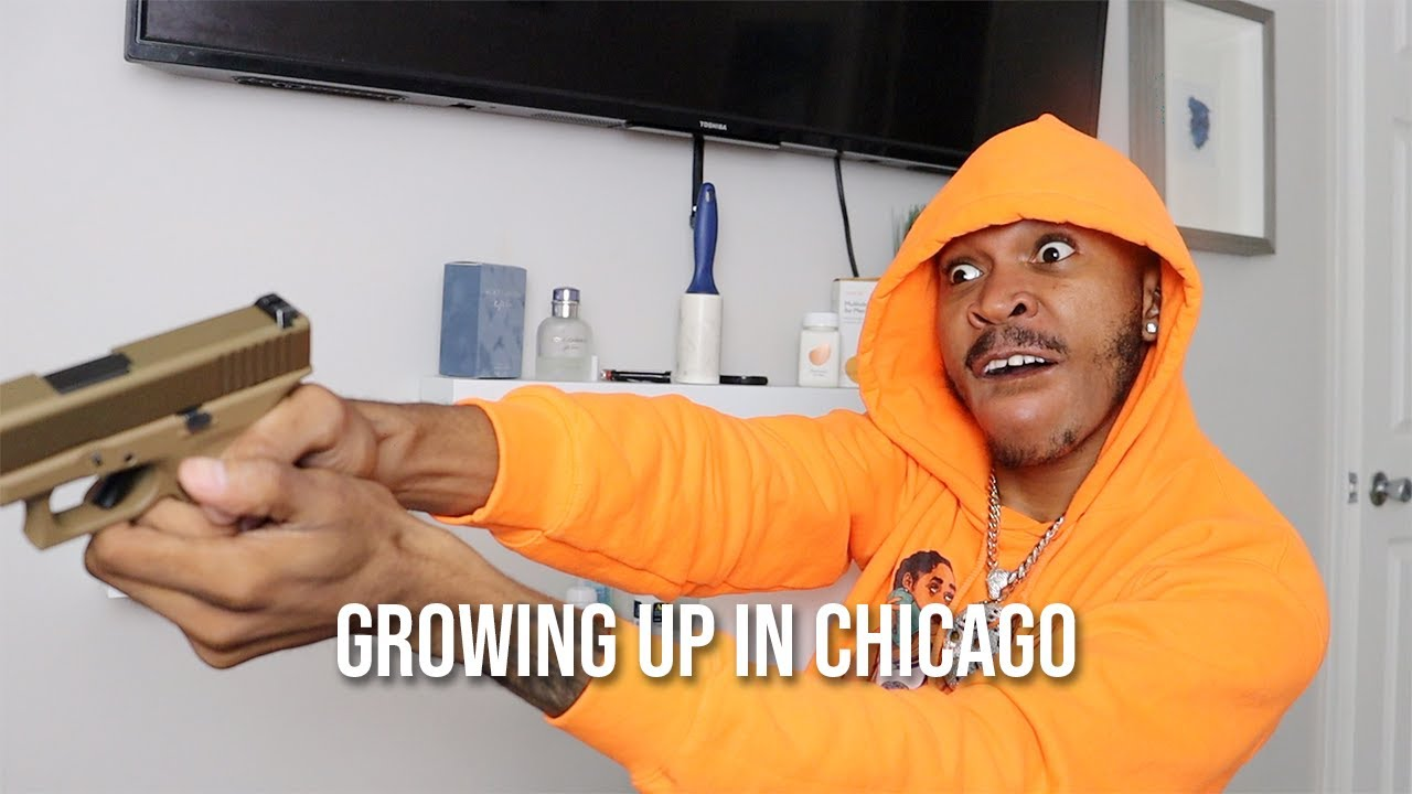 CHICAGO PROBLEMS - HOOD EDITION ( HOW TO SURVIVE THE HOODS OF CHICAGO )
