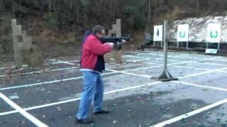 Shooting an AA-12