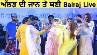 Jaan Tay Bani Balraj Live Latest Punjabi Live Show at sura pura darbar nakodar   PunjabLiveTv