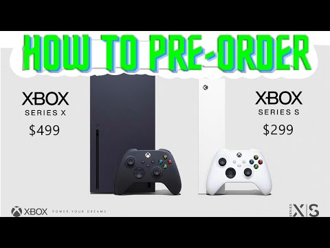 Xbox Series X And Series S Pre-Order Guide: Where To Get ...