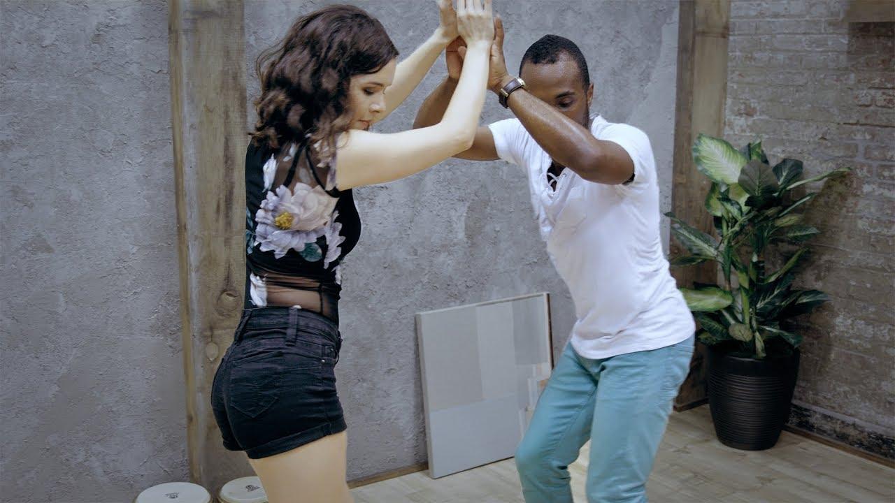 Merengue Bachata dance - Edwin & Dakota - Joan Soriano Maria Elena