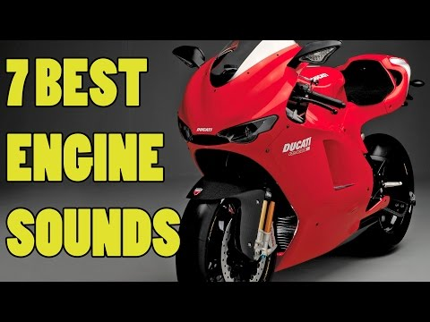 Thumbnail: The 7 BEST Sounding Motorcycles!