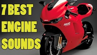 The 7 BEST Sounding Motorcycles!
