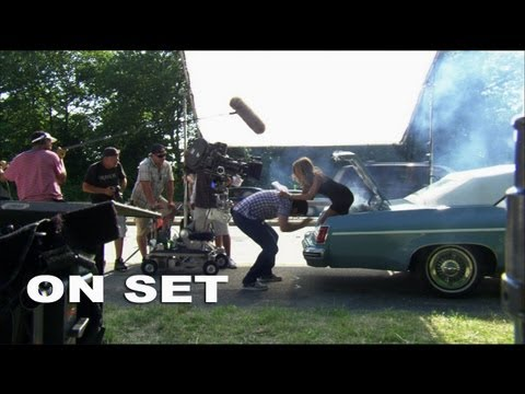 Download The Bounty Hunter: Behind The Scenes (Broll) 2 of 2 - Jennifer Aniston, Gerard Butler   ScreenSlam