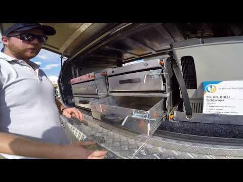 Dunn & Watson Economy Cargo Drawer