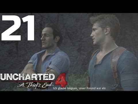 Wo ist Libertalia?! - Uncharted 4 (Schwer) #21! [Deutsch/HD] - A Thief's End!