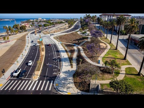 Port of Los Angeles Celebrates Completion of Harbor Blvd. Ro
