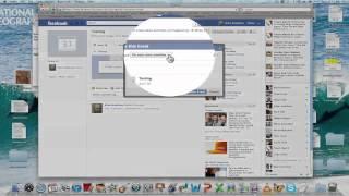 So Erstellen Sie ein Event auf FB (w/o, dass ein admin)