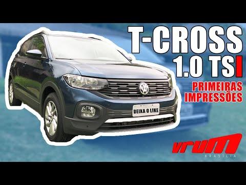 T-CROSS 1.0 TURBO (200 TSI): SERÁ QUE O SUV ANDA DE VERDADE?