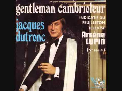 Jacques Dutronc - Gentleman Cambrioleur bedava zil sesi indir
