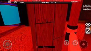 Primeiro video do canal de roblox(ela the facility)