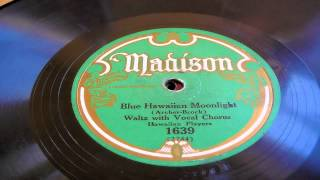 Blue Hawaiian Moonlight - Hawaiian Players (Madison)