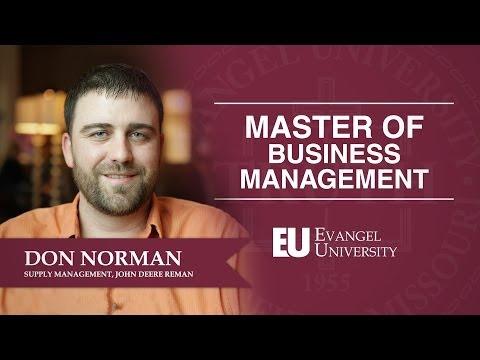 Business Management Degree Courses -- Adult Degree Programs --  Evangel University