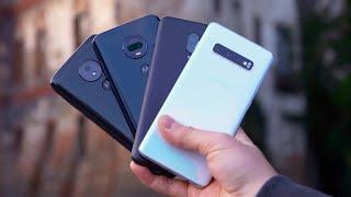 Günstigere Samsung Galaxy S10 Alternativen: Können die Kameras mithalten? - felixba