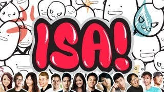 """""""ISA!"""" 1st Asian American Variety Game Show! 