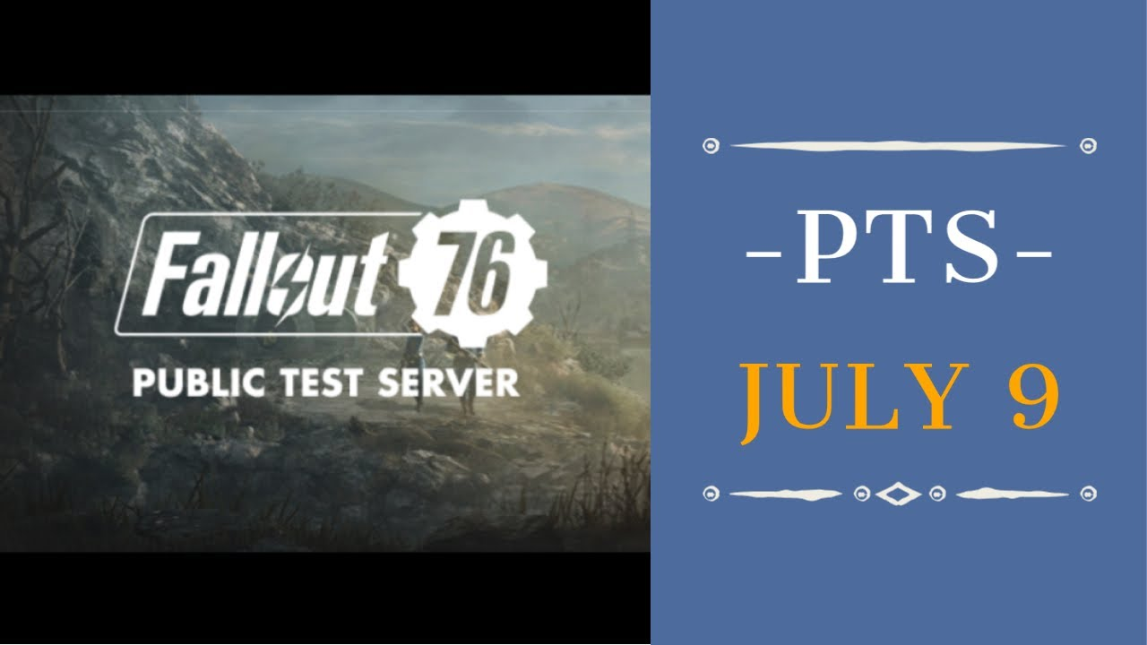 Public Test Server (PTS) July 9: NEW LEGENDARY PERKS - Fallout 76 Wastelanders