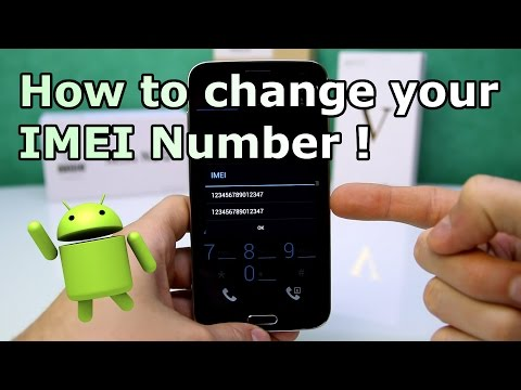 How to change your IMEI number on Android MTK Smartphones [HD]