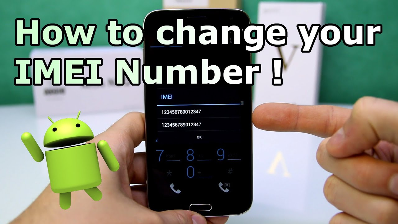 Phone Number One Android Phone how to change your imei number on android mtk smartphones hd youtube