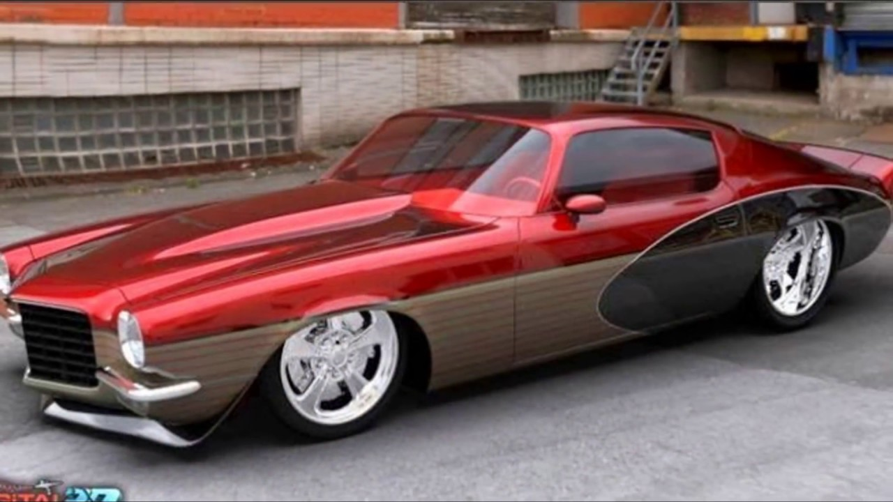 New Muscle Car That Looks Old