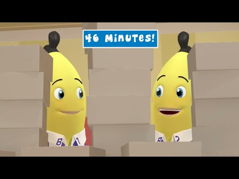 Animated Compilation #22 - Full Episodes - Bananas in Pyjamas Official