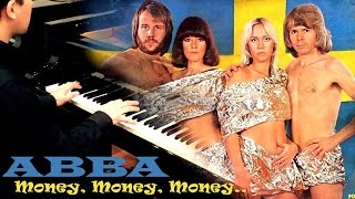 ABBA - Money, Money, Money (Cover By Pavel Piano)