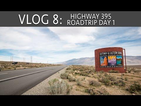 Highway 395 Road Trip Day 1 - Randsburg, Mammoth, June Lake & Bridgeport