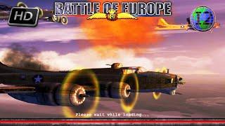 Battle of Europe (RAF) Mission 5: Bombing raid on Wilhelmshaven HD (ISQUARED)