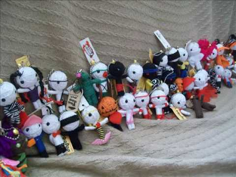Watchover Voodoo Dolls! (My collection which i bought and ...
