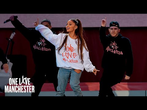 Thumbnail: Ariana Grande - Be Alright (Live at One Love Manchester)