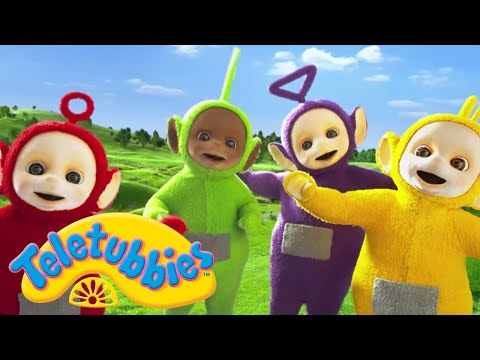 Teletubbies Nederlands | Klop klop! | kinder programmas | tekenfilms | animatie | 1543