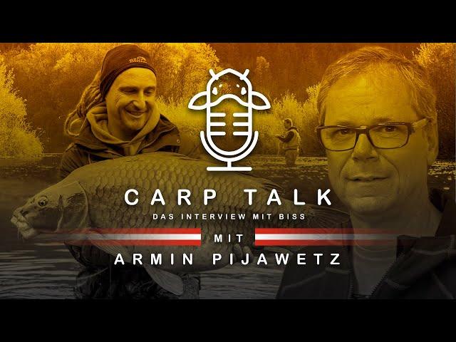 KARPFEN TALK - Das Interview mit Biss #06 mit Armin Pijawetz (Geoff Anderson Generalimporteur)