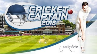 Cricket Captain 2018 - Official Trailer Launch