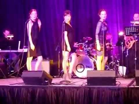 Candi Boyd, Kara Tremel, Denise Payne, Da Doo Run Run