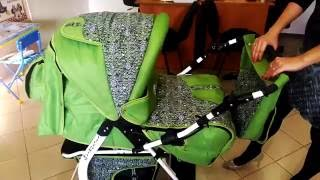 Обзор коляски Teddy victoria pkl 2016