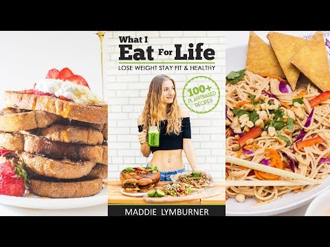 WHAT I EAT IN A DAY/FULL DAY OF EATING | MY EBOOK IS NOW AVAILABLE 🎉