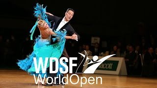The Final Reel | 2017 World Open Standard | DanceSport Total