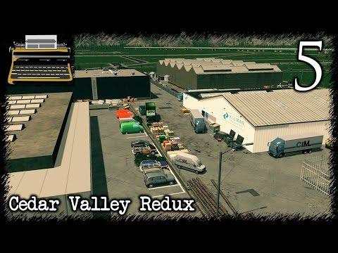 Industrial Jobs: Cedar Valley Redux Episode 5 - Let's Play Cities: Skylines