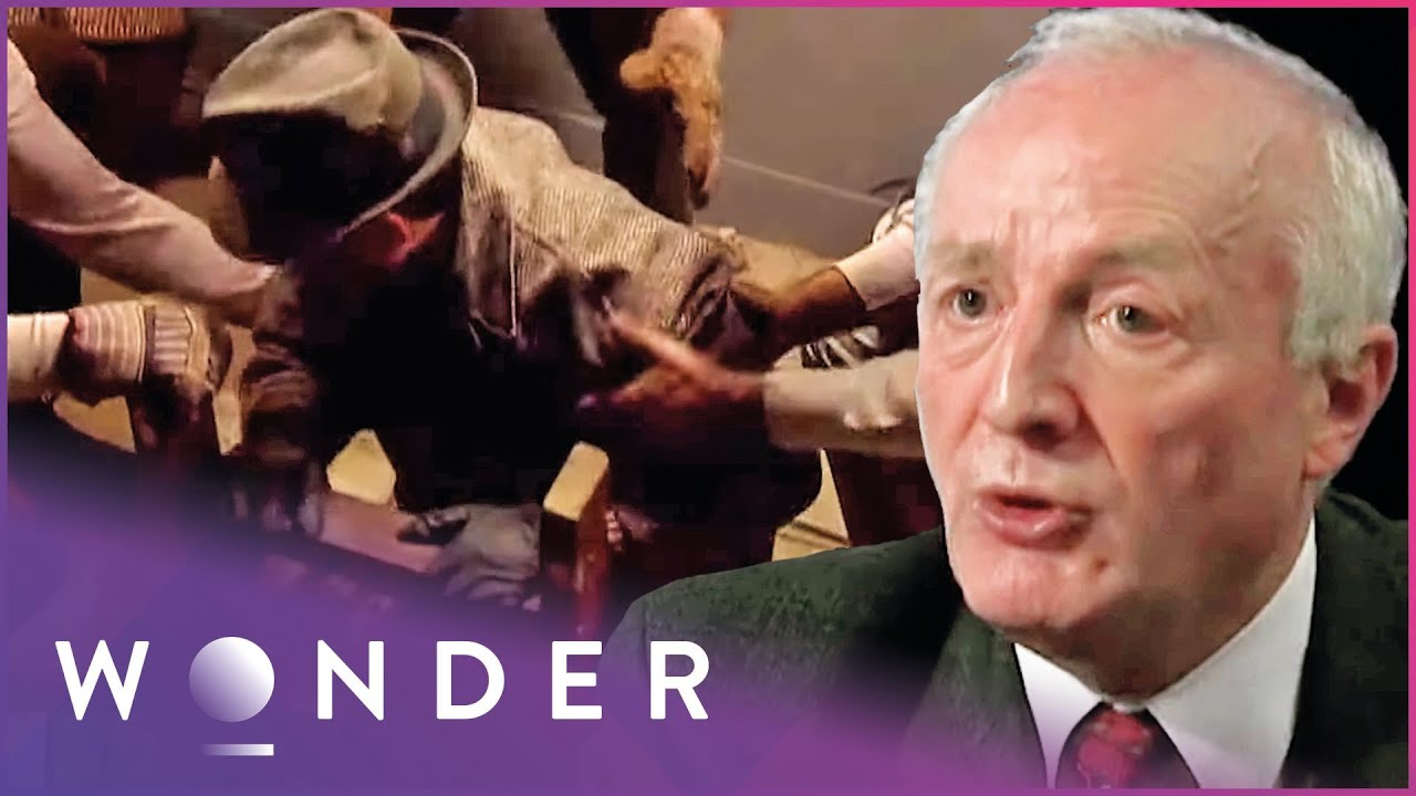 The Berlin Wall And The People Smuggler of Tunnel 57 | Daring Capers S2 EP10 | Wonder