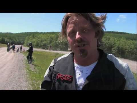 Charley Boorman & Ross Noble Ride to Victoria Falls