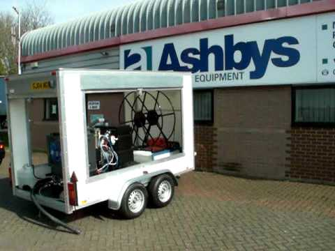 Truckmounted Carpet Cleaning Equipment