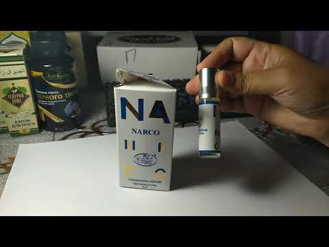 Флер Наркотика (Наркотический цветок) масляной парфюм
