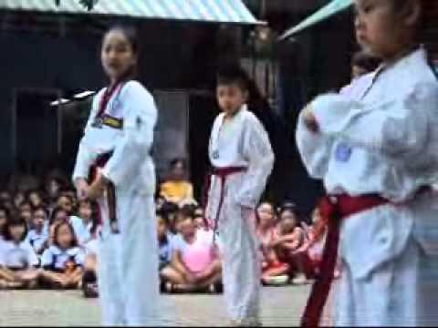 Múa Dòng Máu Lạc Hồng - Trường tiểu học Đoàn Thị Điểm (3)