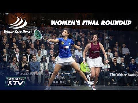 squash:-el-sherbini-v-el-welily---women's-final-roundup---windy-city-open-2020