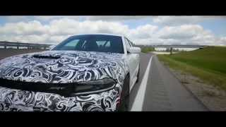 2015 Dodge Charger SRT Hellcat High Speed Testing