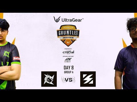 Salt vs SUS Squad-The Esports Club Gauntlet-G2