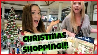 christmas shopping vlogmas day 19 20